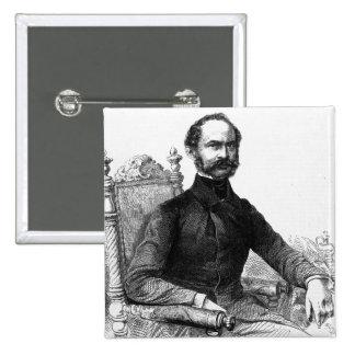 Maximilian II , King of Bavaria Pinback Button