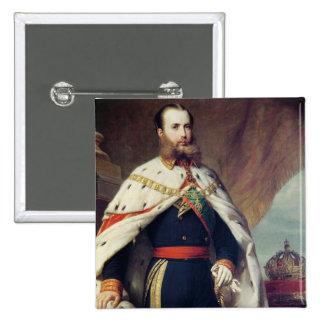 Maximilian of Hapsburg-Lorraine Button
