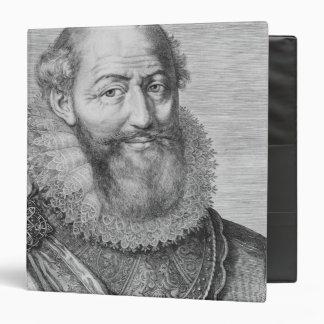 "Maximiliano de Bethune, duc de Sully, 1614 Carpeta 1 1/2"""