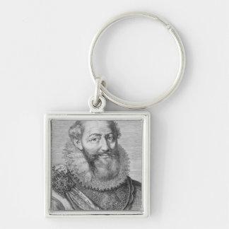 Maximiliano de Bethune, duc de Sully, 1614 Llavero Personalizado