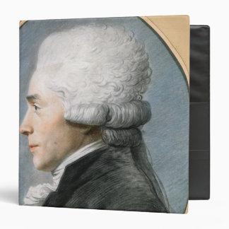 "Maximiliano de Robespierre Carpeta 1 1/2"""