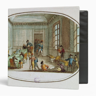 Maximiliano de Robespierre herido