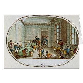 Maximiliano de Robespierre herido Felicitación