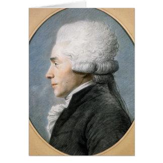 Maximiliano de Robespierre Felicitacion