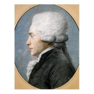 Maximiliano de Robespierre Postales