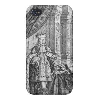 Maximiliano II Manuel, elector de Baviera iPhone 4 Fundas