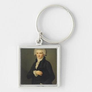 Maximilien de Robespierre  1791 Keychain