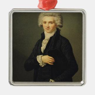 Maximilien de Robespierre  1791 Metal Ornament