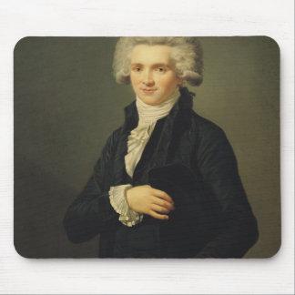 Maximilien de Robespierre  1791 Mouse Pad