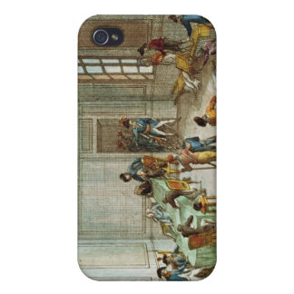 Maximilien de Robespierre injured iPhone 4 Case