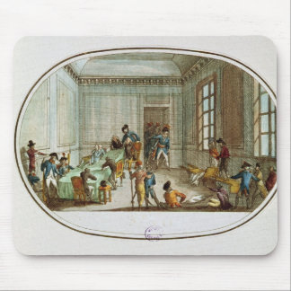 Maximilien de Robespierre  injured Mouse Pad