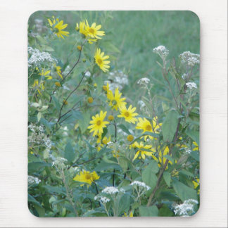 Maximillian Sunflowers Mousepad