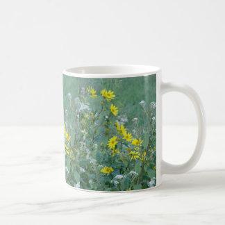 Maximillian Sunflowers Mug
