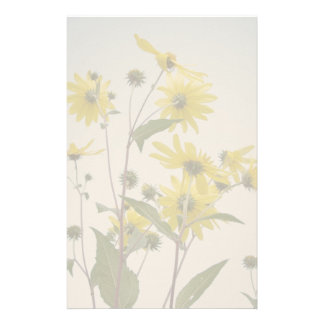 Maximillian Sunflowers Stationery