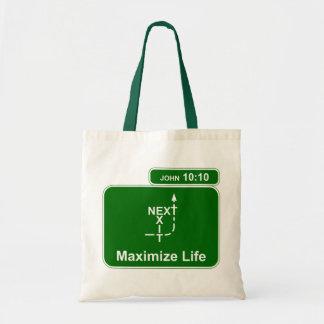 Maximize Life Bag