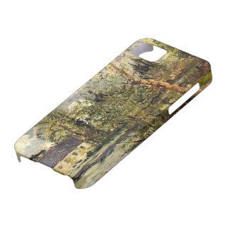 Máximo Maufra- la fábrica de papel de Ponce, iPhone 5 Carcasas