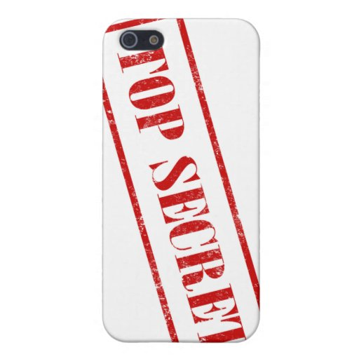 Máximo secreto iPhone 5 fundas