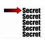 Máximo secreto postal