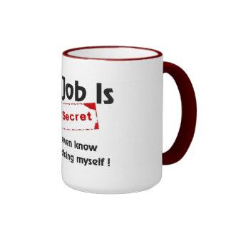 Máximo secreto tazas