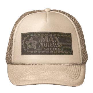 Maximum Drawn studio's logo Trucker Hat