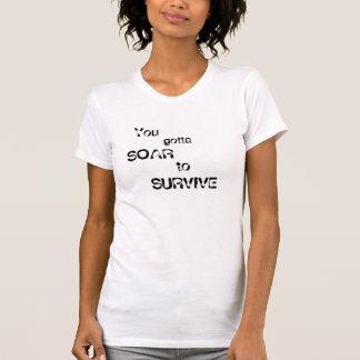 Maximum Ride, soar to survive Tshirts