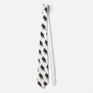 Maxine in the Snow Neck Tie