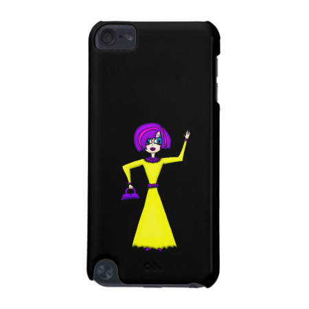 Maxine iPod Touch (5th Generation) Cover