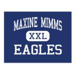 Maxine Mimms - Eagles - alto - Seattle Washington Tarjeta Postal