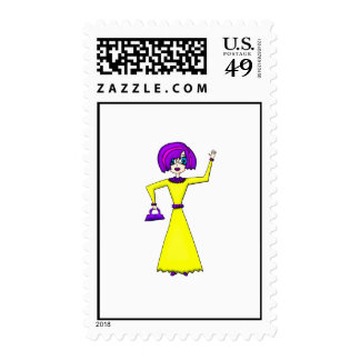 Maxine Postage Stamp