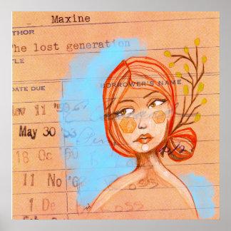 Maxine Poster