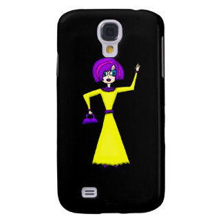Maxine Samsung Galaxy S4 Case