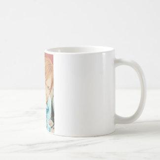 Maxine Taupin, Tiny Dancer: www.AriesArtist.com Coffee Mug