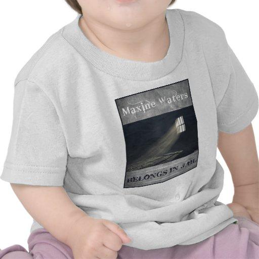 Maxine Waters Tee Shirts