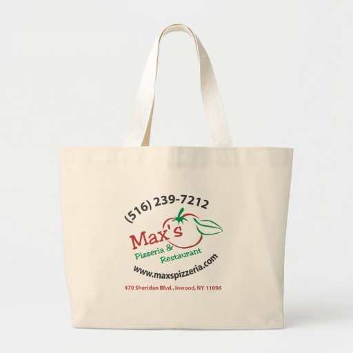 Max's Canvas Bags