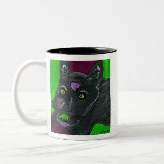 Max's Dog Mug