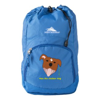 Max's Floppy Ears High Sierra Backpack