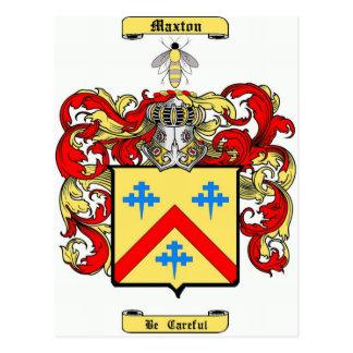 Maxton Postcard