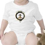 Maxtone Clan Badge Baby Bodysuit