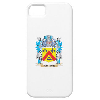 Maxtone Coat of Arms - Family Crest Cover For iPhone 5/5S