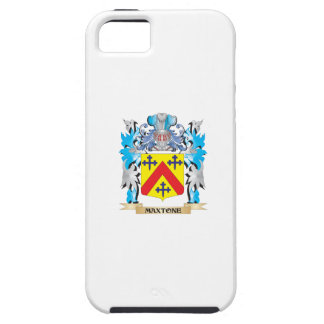 Maxtone Coat of Arms - Family Crest iPhone 5 Case