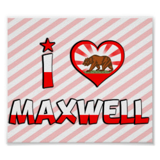 Maxwell, CA Impresiones