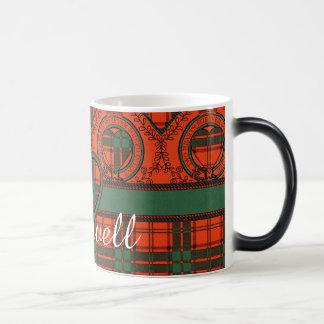 Maxwell clan Plaid Scottish tartan Magic Mug