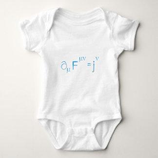 Maxwell ecuación equation body para bebé