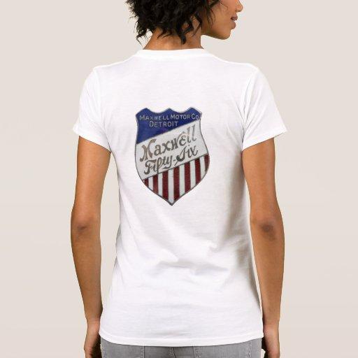 Maxwell Fifty-Six Back T-shirt
