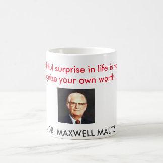 MAXWELL MALTZ MUG