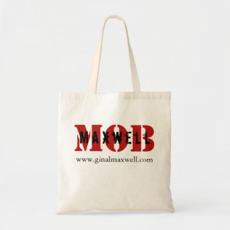 Maxwell Mob Tote Tote Bags