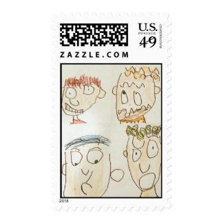 Maxwell Morgan Stamp