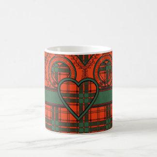 Maxwell Scottish Tartan Coffee Mug