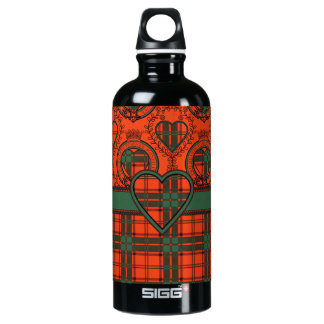 Maxwell Scottish Tartan Water Bottle