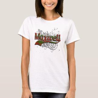 Maxwell Tartan Grunge T-Shirt